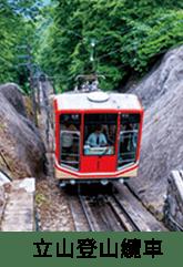 立山登山纜車